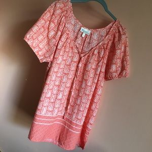 Hester & Orchard size xl top